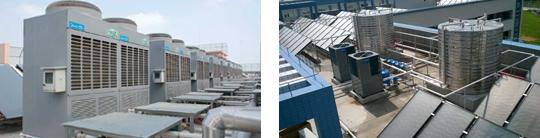 打造高效节能的热水工程