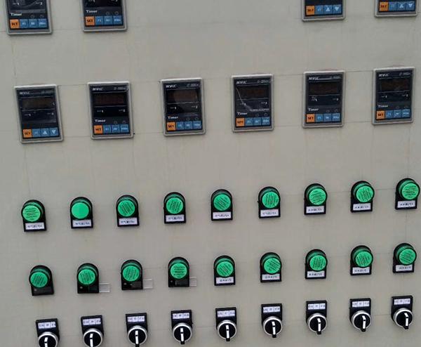 七天酒店—30T空气能热水工程
