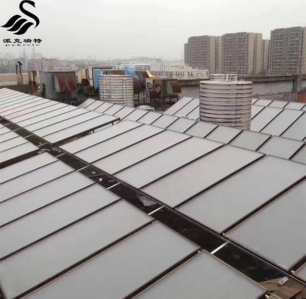 平板式太阳能