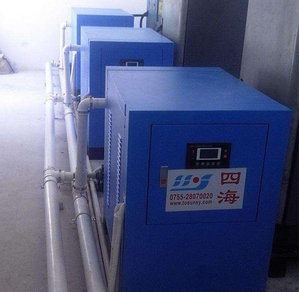 热泵余热回收机