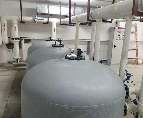 空气能泳池恒温工程