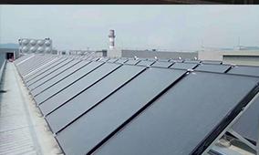 太阳能热水工程的使用寿命影响因素