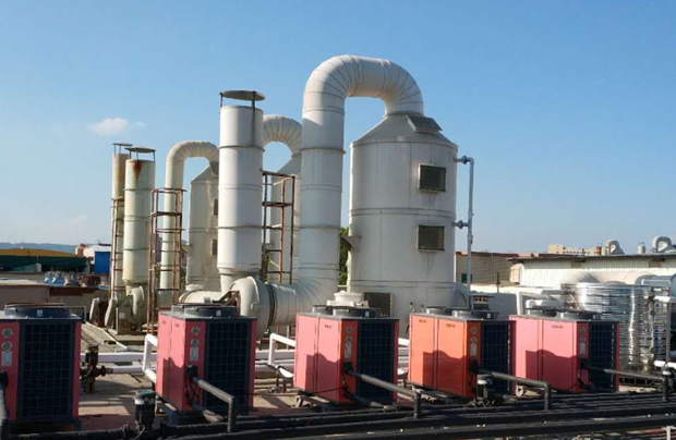 热水工程的远程控制重要系统